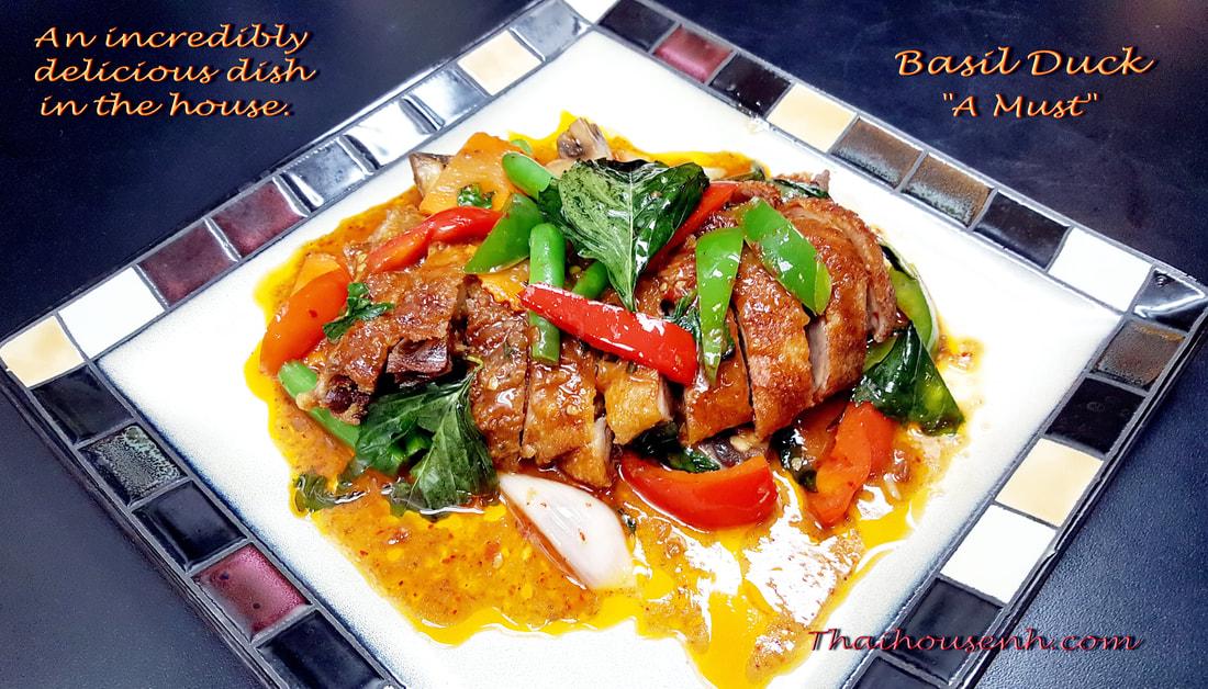 Thai House Restaurant (Hampton) 603 929 1110 & 603 929 1113